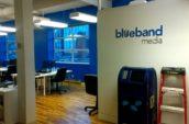 blueband media office interior
