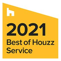 2021 best of houzz service badge